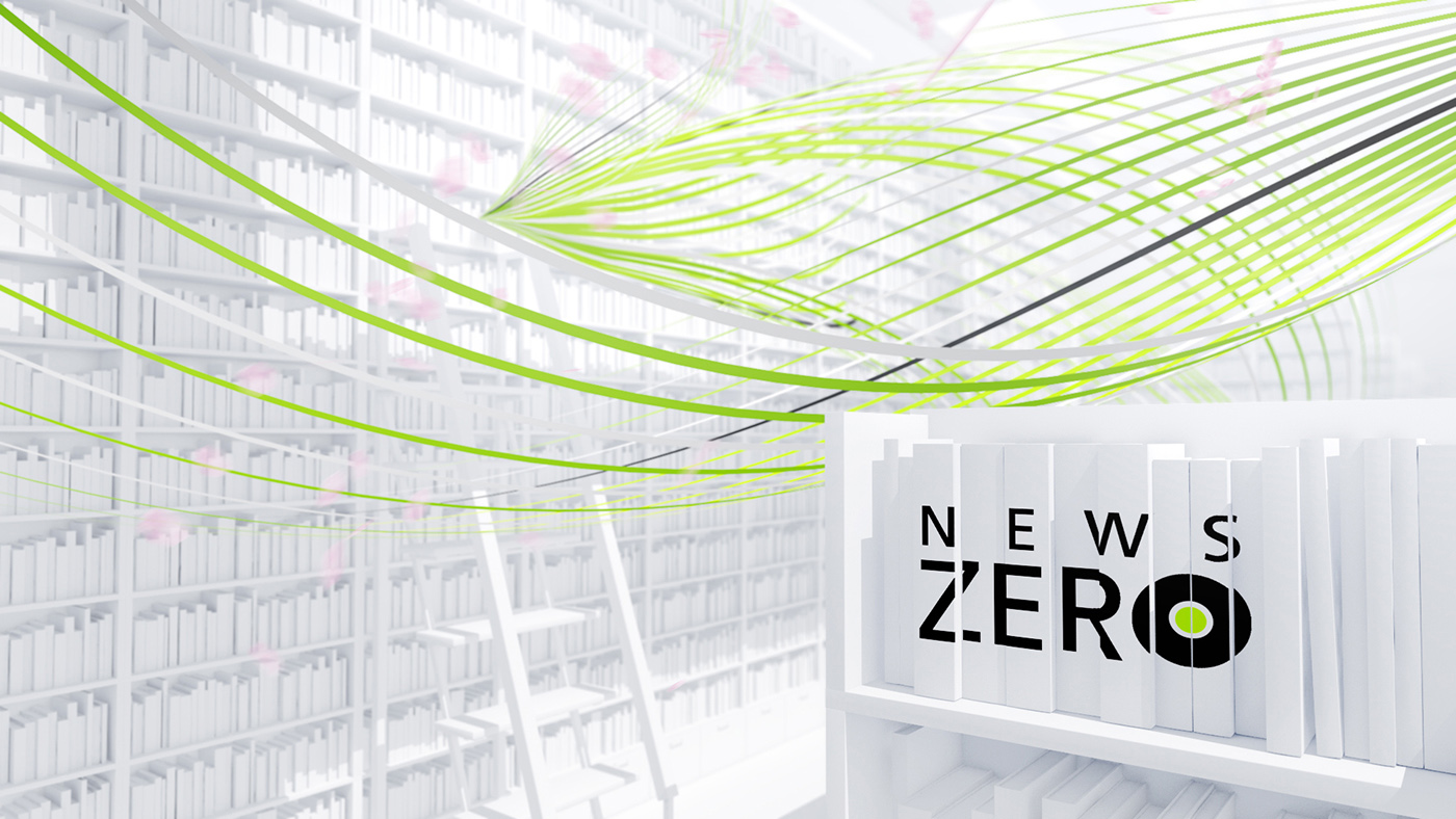 "NEWS ZERO Opening Movie ""Sakura"" | Portfolio | WOW"